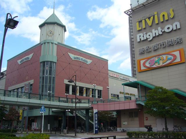 栗東駅前ウィングプラザ医院開業物件