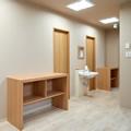 手洗い設備の増設